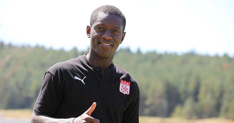 Gradel: Sivasspor'a gelmeden Drogba ile görüştüm