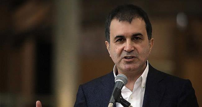 AB Bakanı Çelik'in kabulü