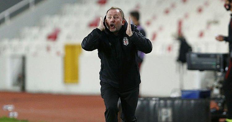 Son dakika: Beşiktaş için çarpıcı sözler! Sergen Yalçın korkularının esiri olmaya başladı!