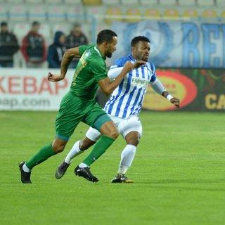BB Erzurumspor 2-1 Akhisarspor   Maç sonucu