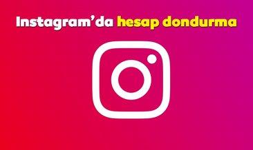 INSTAGRAM DONDURMA işlemi nasıl yapılır? İşte Instagram hesabı silme, kapatma linki