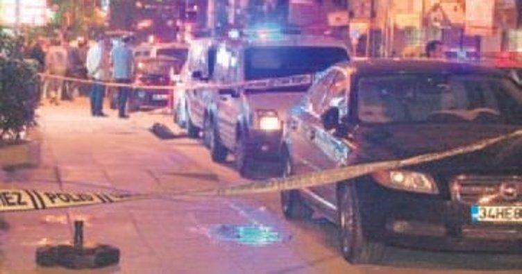 Çankaya'da silahlı çatışma: 2 yaralı