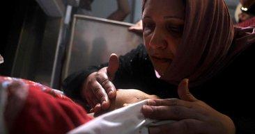 İsrail katliama doymuyor! Gazze'den kan donduran haberler geliyor: Zehirli gaz ile boğularak şehit oldular