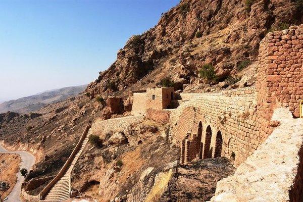 Mor Evgin manastırı keşfedilmeyi bekliyor