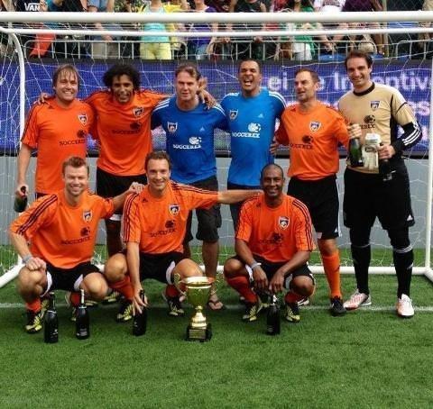 Dünya futbolunun aktörleri TFF'nin kokteylinde buluştu