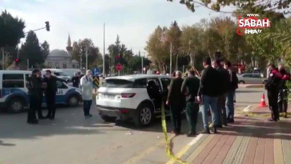Antalya'da lüks cipte infaz: 2 ölü, 1 yaralı | Video