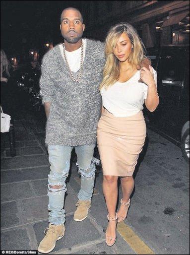 Kim Kardashian eski formuna çabuk kavuştu