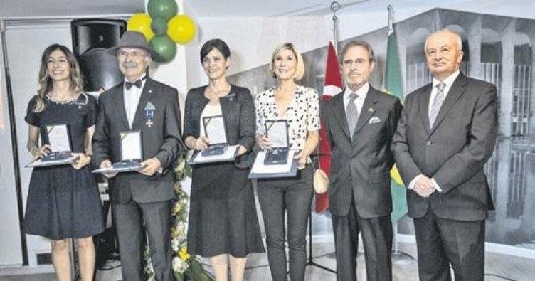 Rio Branca nişanı verildi