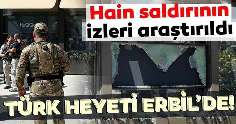 Diplomatın şehit olduğu restoranda Türk heyetinden inceleme!