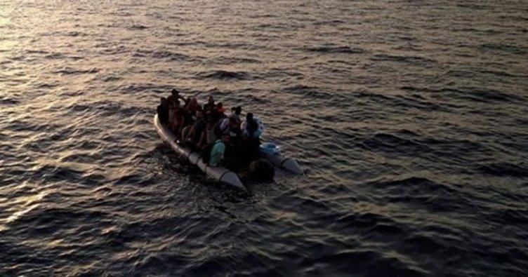 Muğla'da 38 düzensiz göçmen yakalandı