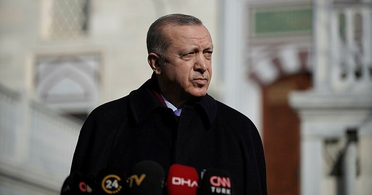 Son dakika: Başkan Erdoğan'dan 'Aşının yan etkisi oldu mu?' sorusuna yanıt: Sapasağlamım...