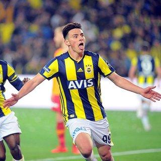 Eljif Elmas'tan Fenerbahçe'ye veda mesajı!