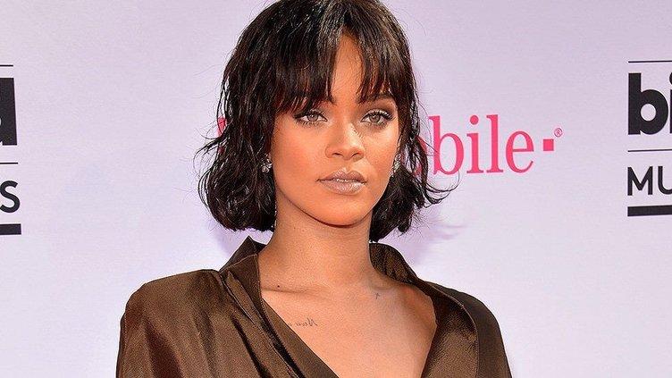 Rihanna 'Star Trek'le nasıl tanıştı?
