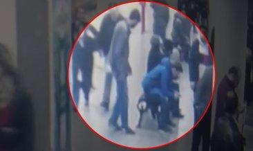 Metrodaki saldırgan tutuklandı