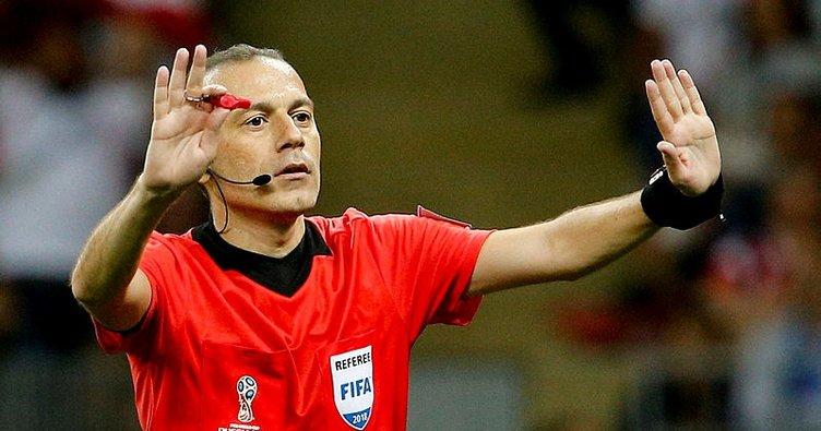 Cüneyt Çakır, Liverpool-PSG maçını yönetecek