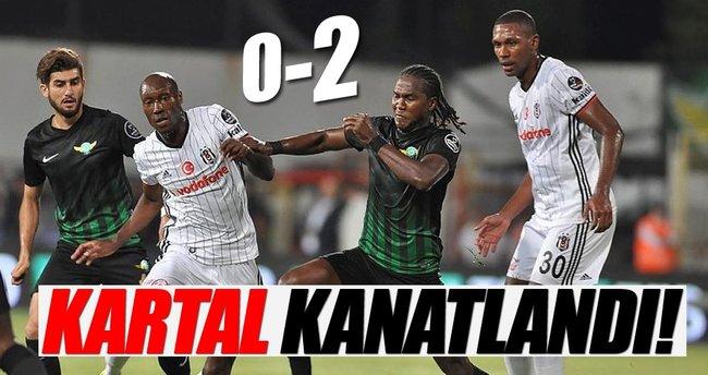Akhisar Bld - Beşiktaş maç sonucu