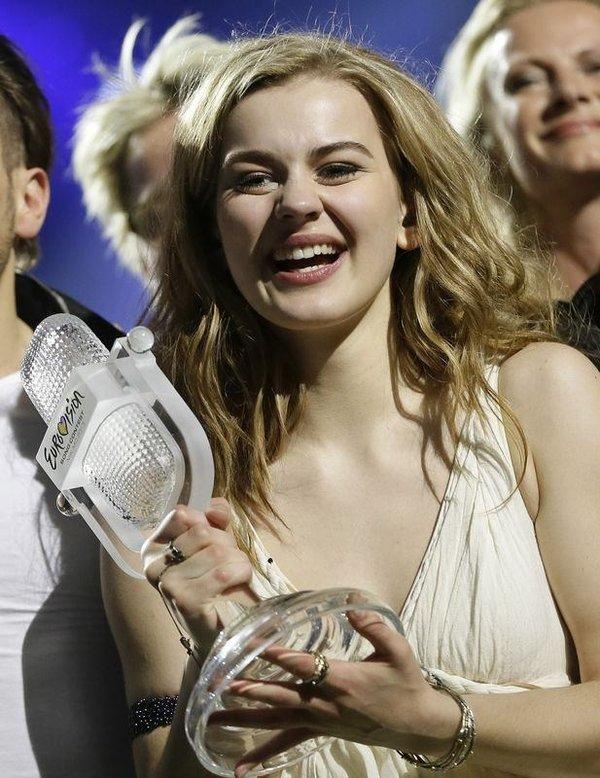 Türkiye'siz Eurovision'un galibi Danimarka
