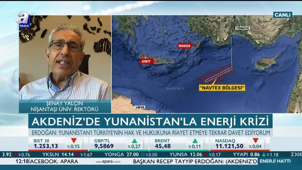 Yalçın: Doğu Akdeniz'de Türkiye'nin haklı olduğunu herkes kabul edecektir