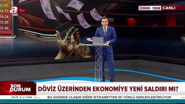 SETA Ekonomi Araştırmaları Direktörü Nurullah Gür'den döviz yorumu | Video
