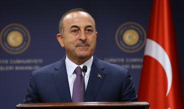 Bakan Çavuşoğlu'dan S-400'lerle ilgili açıklama
