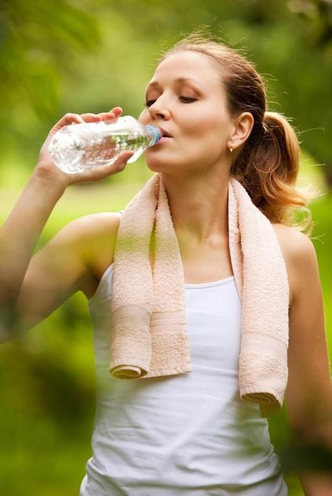 Yemekten önce 2 bardak su içenler…