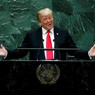 Donald Trump konuşmasıyla salonu güldürdü
