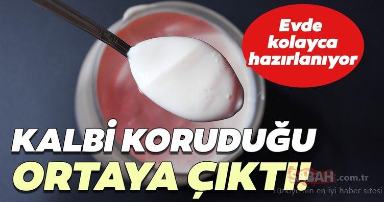 Yoğurdun sağlığa faydalarına inanamayacaksınız! işte yoğurdun faydaları...