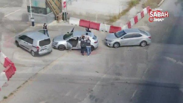 Antalya'ya uyuşturucu sokmaya çalışan şüpheliler böyle yakalandı | Video