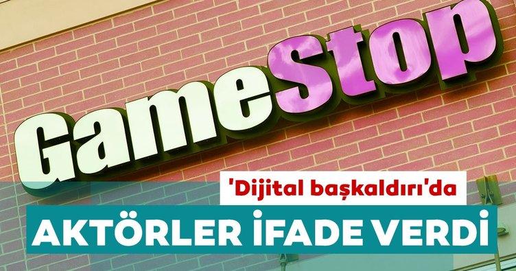 'Dijital başkaldırı' GameStop olayında aktörler ifade verdi