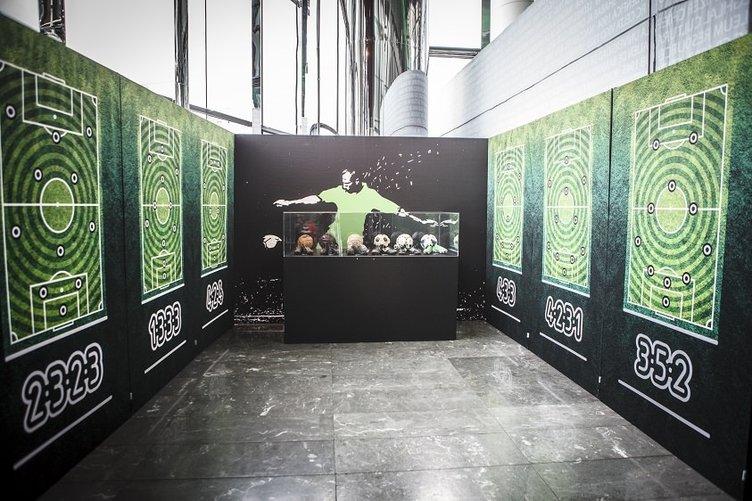Zorlu performans sanatları merkezi Goal sergisi