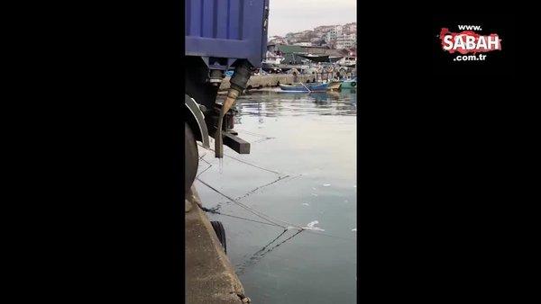Akçakoca'da rezaletin görüntüsü