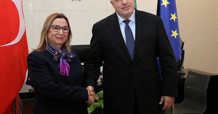 Ticaret Bakanı Pekcan Bulgaristan'da