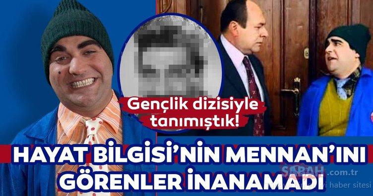Hayat Bilgisi'nin Mennan'ını Erdal Türkmen'i görenler inanamadı! Gençlik dizisiyle tanımıştık!