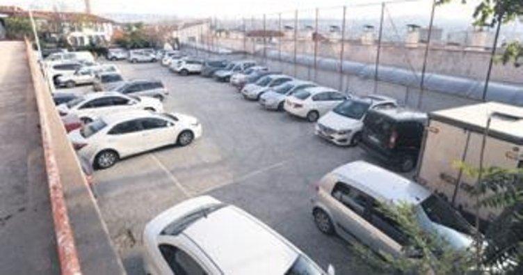 Ankara Kalesi'ne ücretsiz otopark