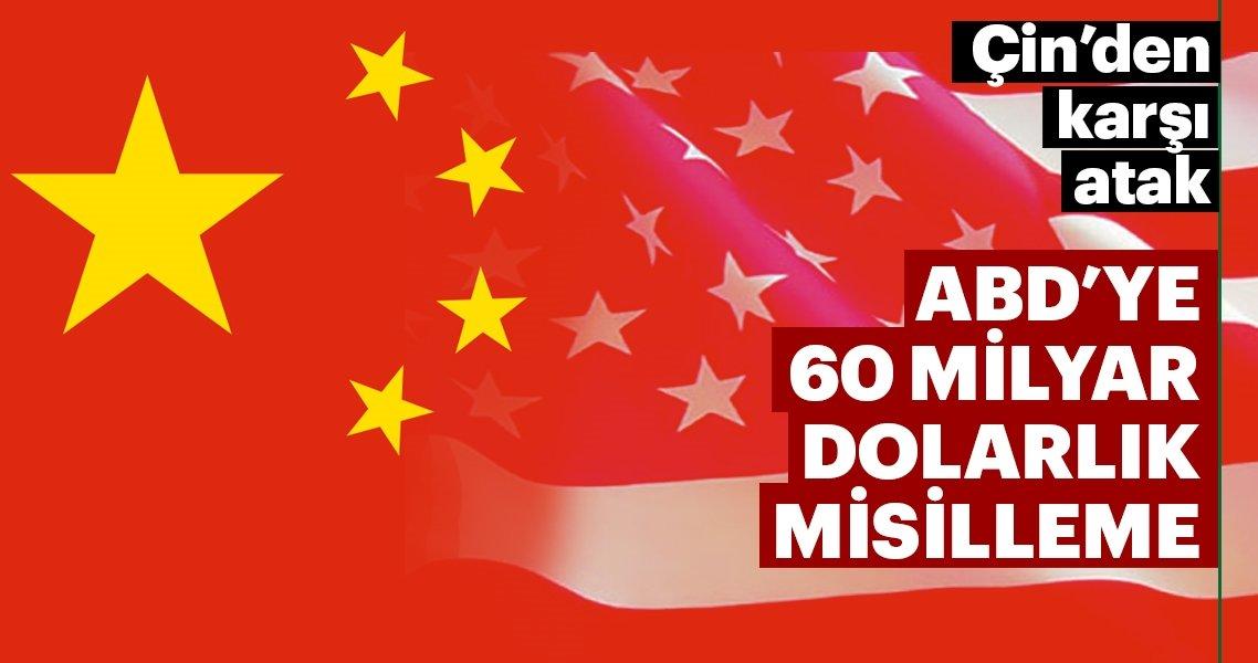 ABD Başkanı Donald Trump'ın Çin'den ithal edilen 200 milyar dolarlık ürüne ek gümrük vergisi getireceklerini açıklamasına, Çin'den misilleme geldi. ABD'nin ek gümrük vergisi kararı ticaret savaşında gerilimi yükseltirken, Çin'den misilleme açıklaması gecikmedi. Çin, ABD'nin kararına misilleme...
