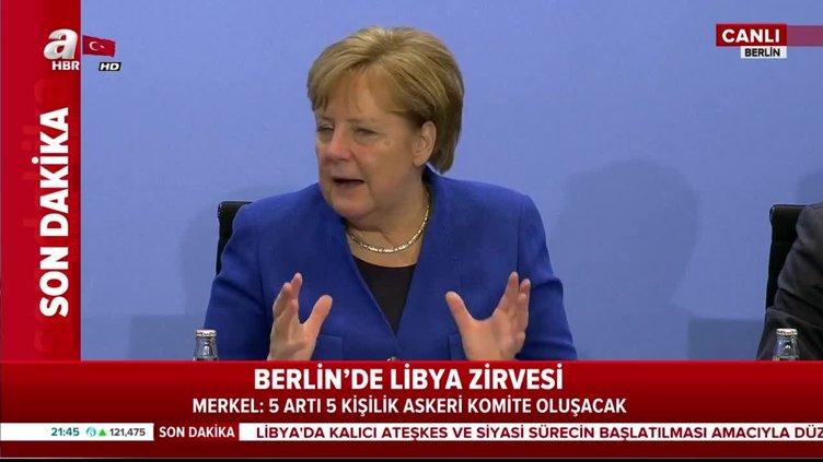 """Merkel: """"Kapsamlı bir plan konusunda anlaştık"""""""