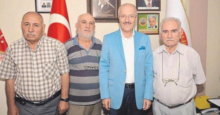 Kafaoğlu'ndan emeklilere ev müjdesi