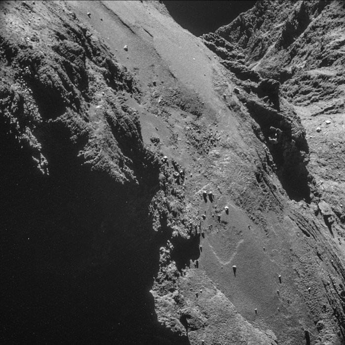 Philae'nin iki zıpkını ateşlenmedi
