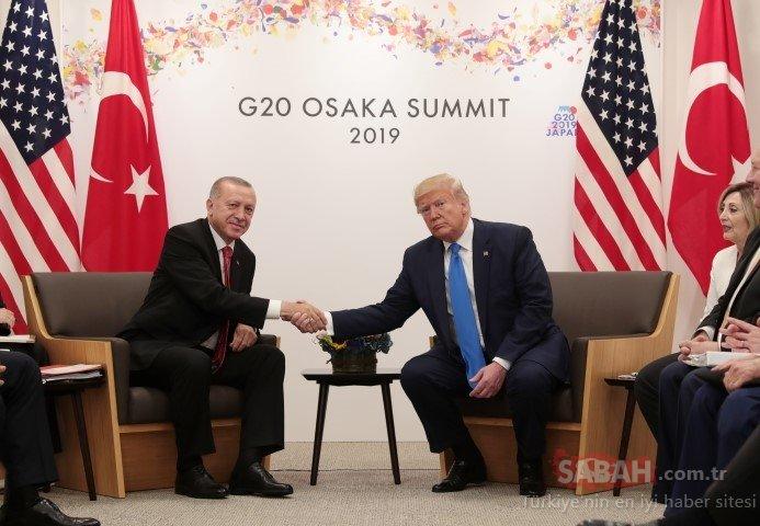 Başkan Erdoğan'dan G-20 Zirvesinde yoğun diplomasi trafiği! Erdoğan- Trump görüşmesi...