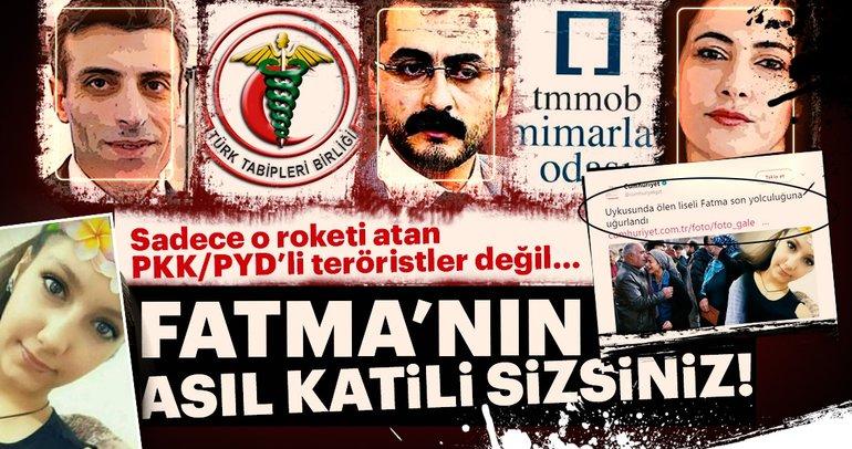 Terör örgütlerinin suç ortakları