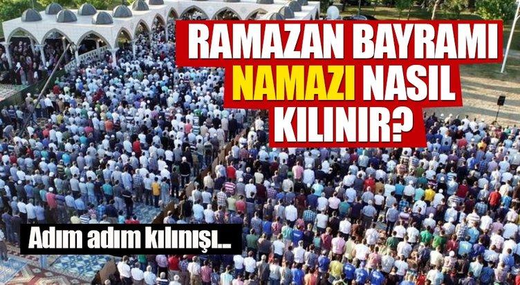Ramazan Bayramı namazı nasıl kılınır ve kaç rekâttır? - İşte Bayram namazı adım adım kılınışı burada!
