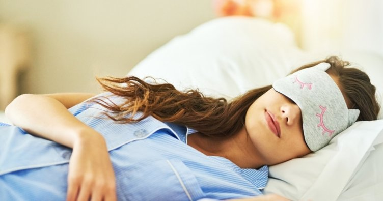 Büyüme hormonu salgılanırken uyumak önemli!