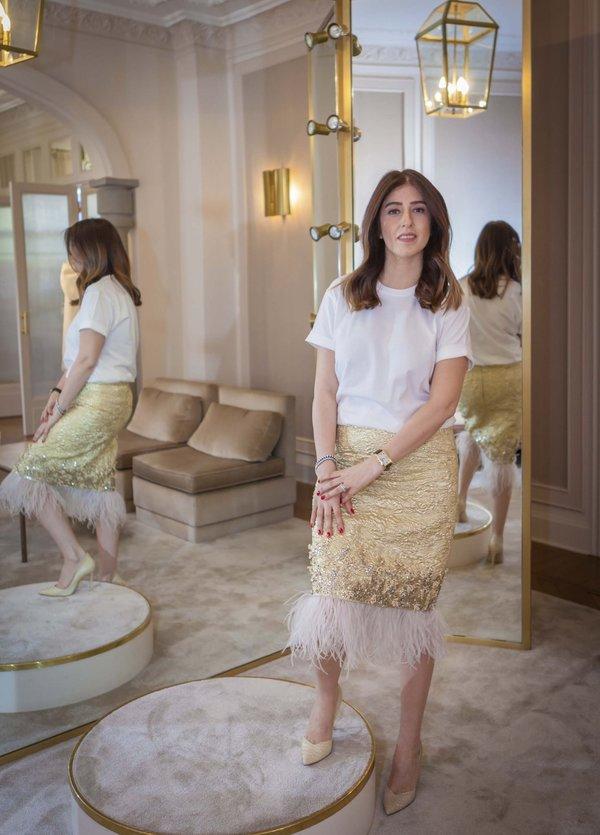 Kadınlar yazı uçuşan sifon elbiseler ve ışıltılı tasarımlarla geçirecek
