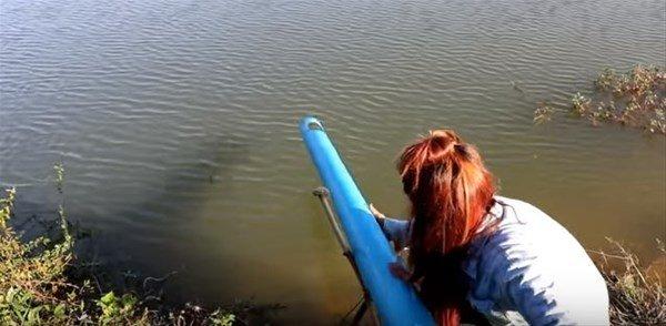 İlginç balık avlama yöntemleri