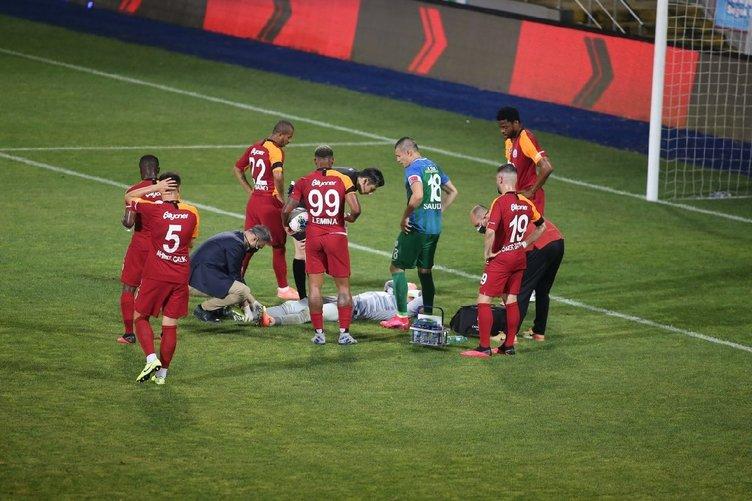 Galatasaray'da son durum! Muslera ve Belhanda...