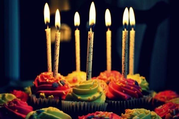 Anniversary Cake Images With Candles : Do?um Gunu Mesajlari 2017 (Kisa & Uzun & Resimli & Komik ...
