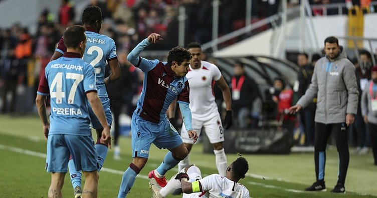 MAÇ SONUCU | Gençlerbirliği 0 - 2 Trabzonspor