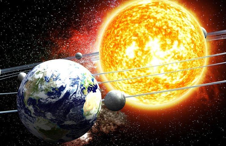 NASA uydusu Güneş'in yakınında UFO tespit etti