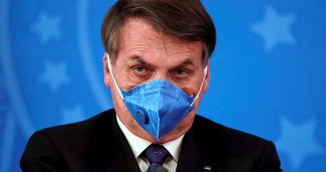 Brezilya Devlet Başkanı Bolsonaro, hapishanelerde maske kullanılmasını onaylamadı