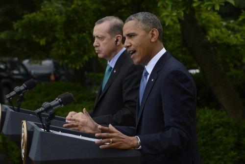 Erdoğan ve Obama'nın benzer anları